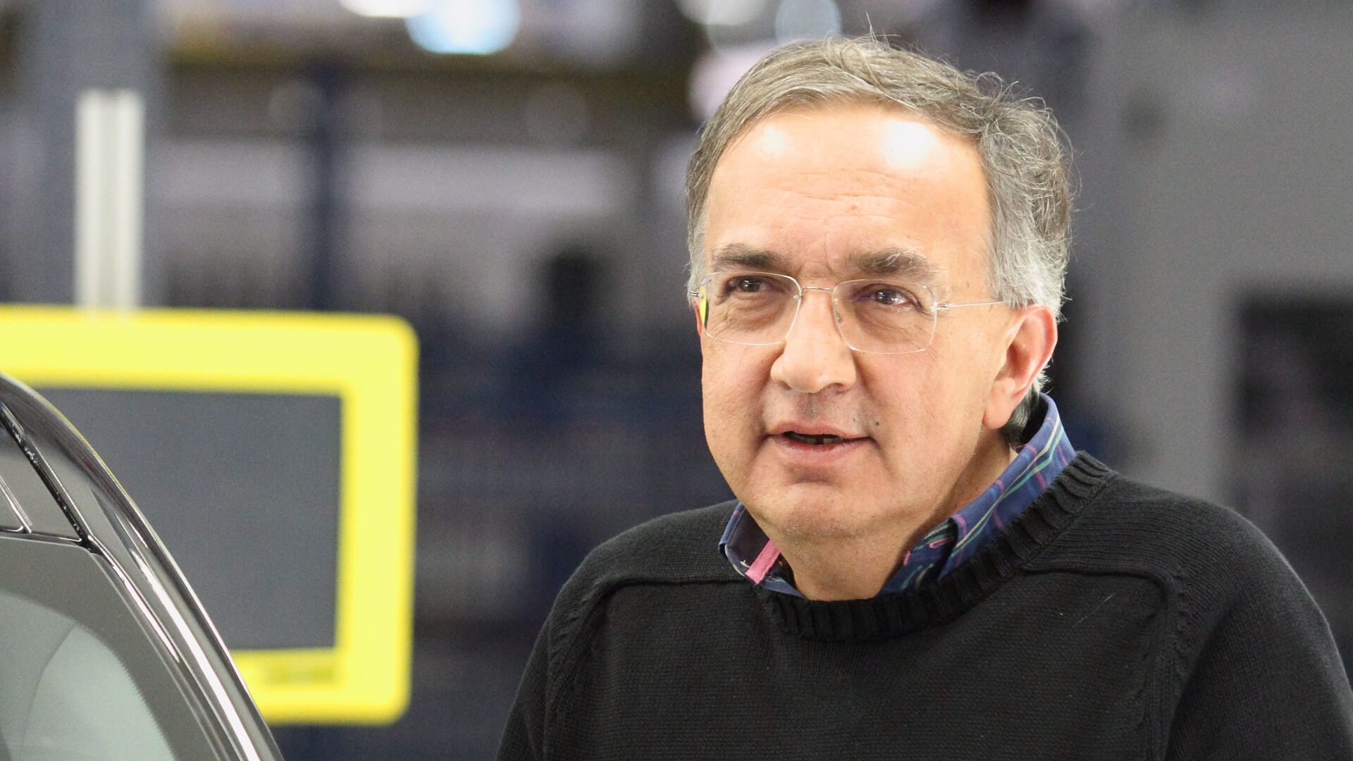 Fiat Chrysler CEO Sergio Marchionne