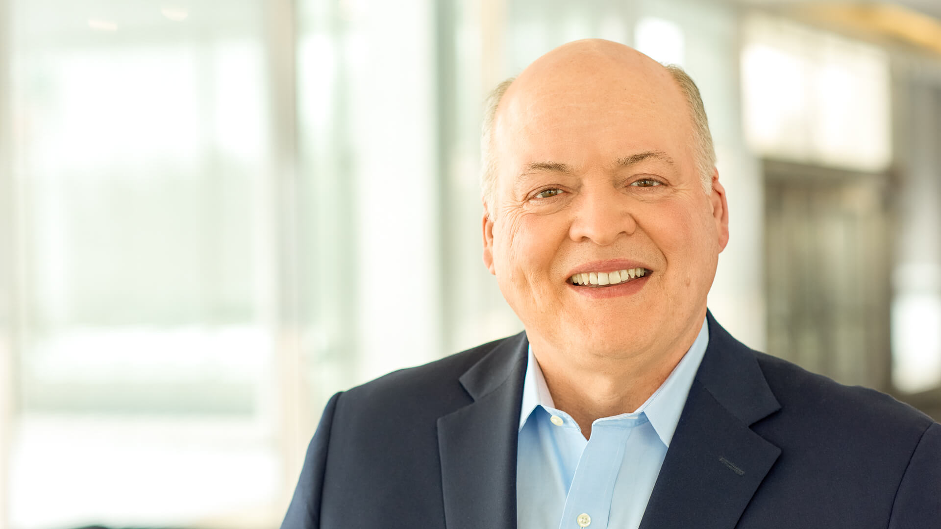 President and Chief Executive Officer, Ford Motor Company Jim Hackett