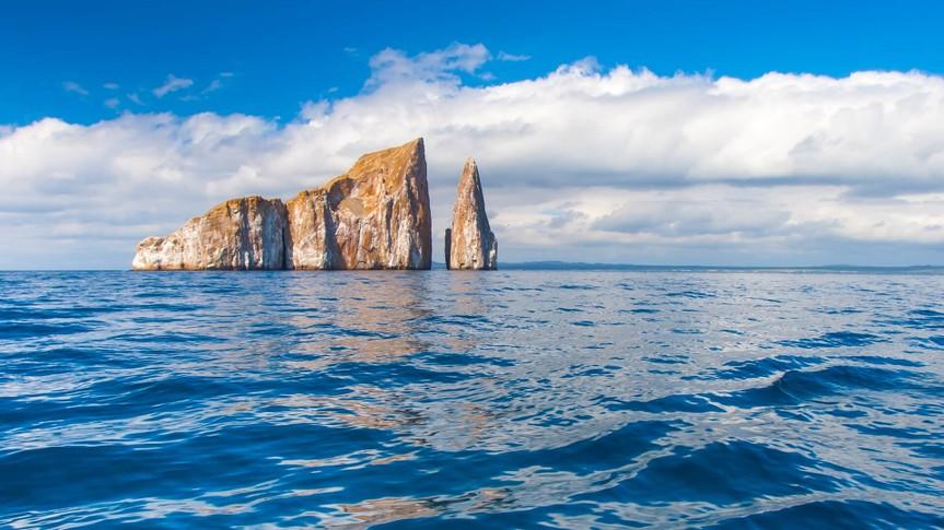 Galapagos Island in Ecuador