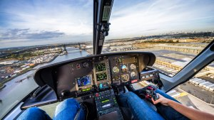 Skip Airport Commutes in a Helicopter? It's Cheaper Than You Think