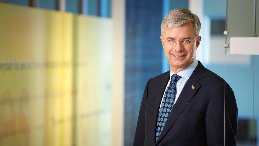 Best Buy CEO Hubert Joly