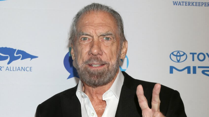 "LOS ANGELES - MAR 1: John Paul DeJoria at the ""Keep It Clean"" Benefit for Waterkeeper Alliance at Avalon on March 1, 2018 in Los Angeles, CA."