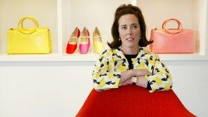Designer Kate Spade's Life Cut Short, Leaving Millions Behind