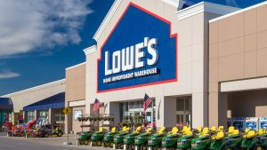 How Much Is Lowe's Worth?