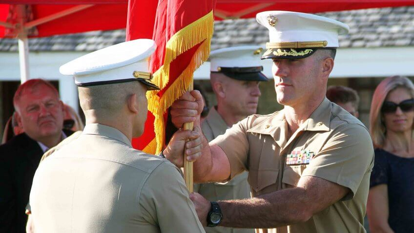 Military Money: Here's What Men and Women in Uniform Earn