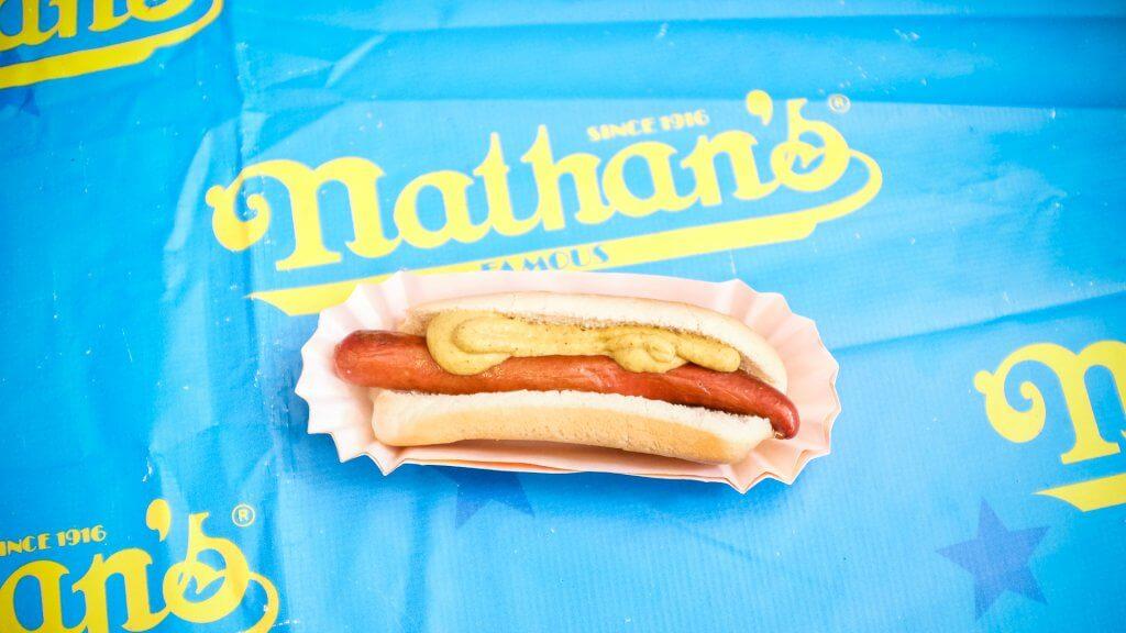 Nathan Hot Dog Prize Money