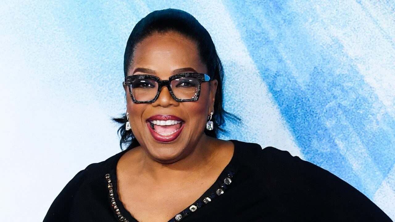 Oprah Winfrey's Net Worth Just Grew so Much She Broke a New Record