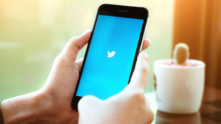 Twitter smartphone app