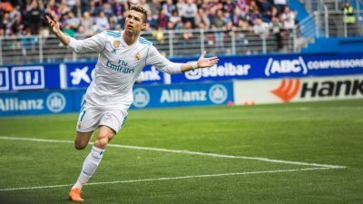 Cristiano Ronaldo in a League of His Own When it Comes to Net Worth
