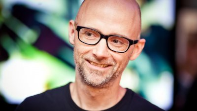 Moby to Sell His Massive Record Collection for Charity