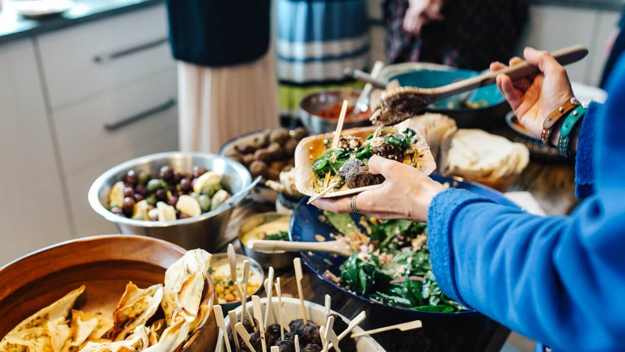 How I Host an Amazing Potluck for Under $100