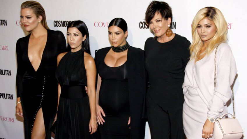 Who's the Richest Kardashian? Here's All the Kardashians' Net Worths.