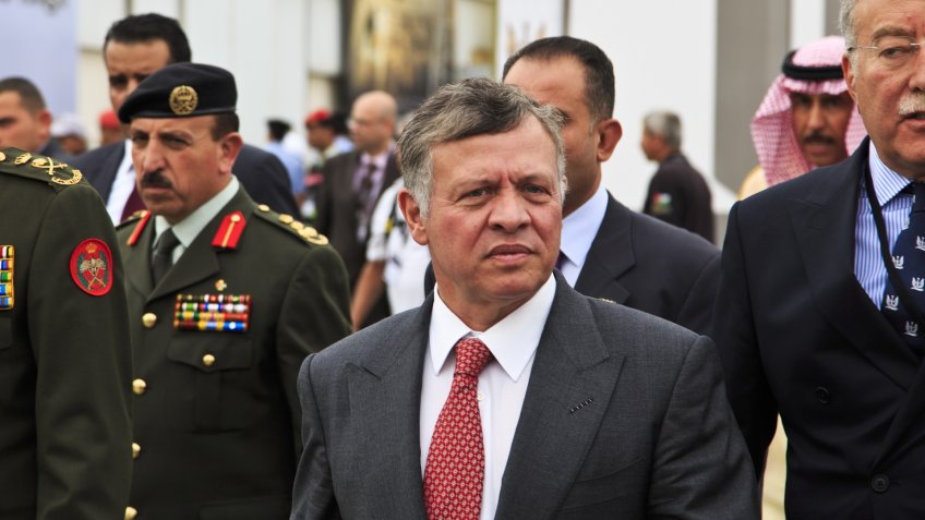 Abdullah II King of Jordan