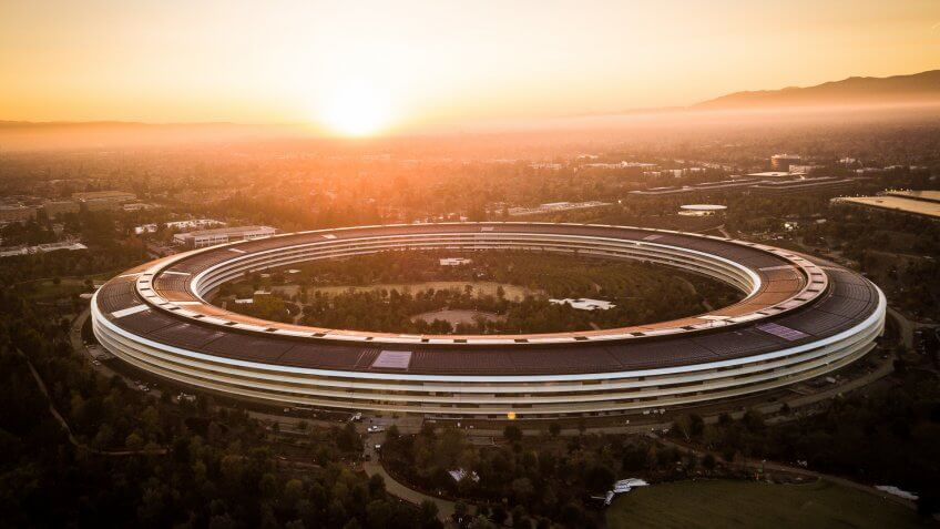 Apple Headquarters Cupertino California