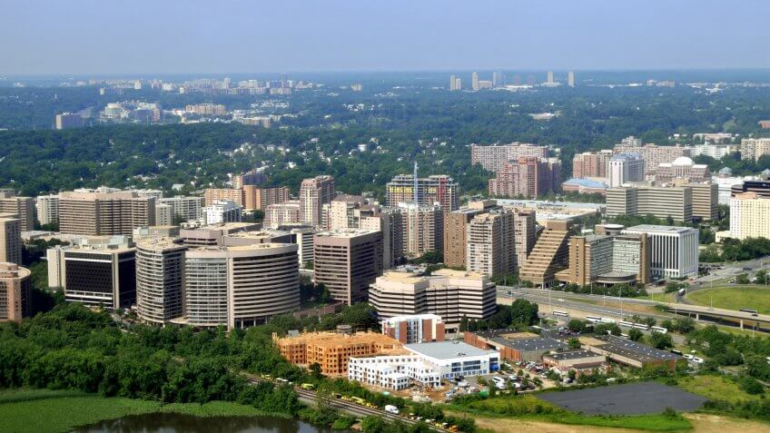 Crystal City, Arlington, Virginia