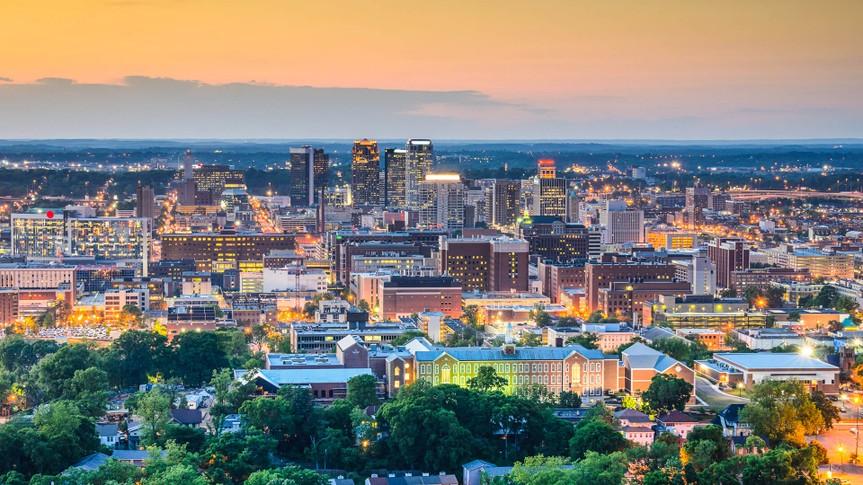 Birmingham, Alabama metropolitan area
