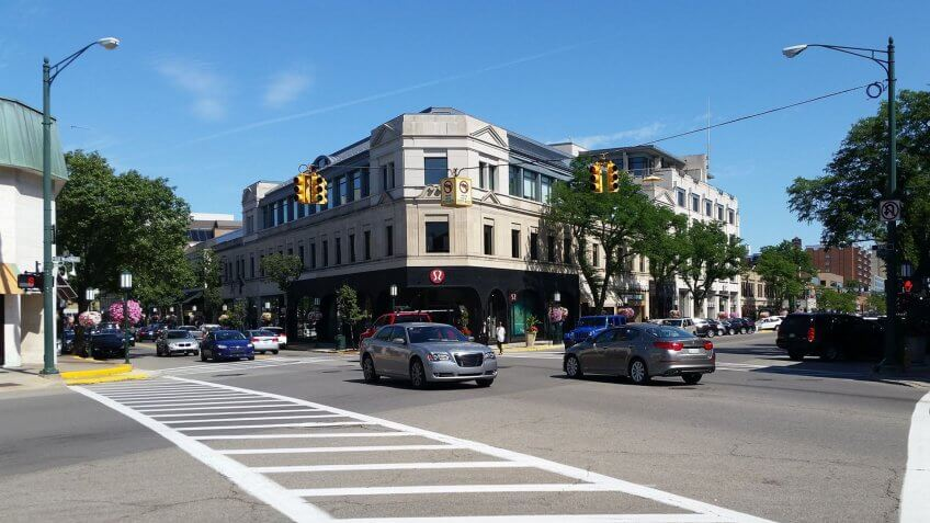 Birmingham Michigan