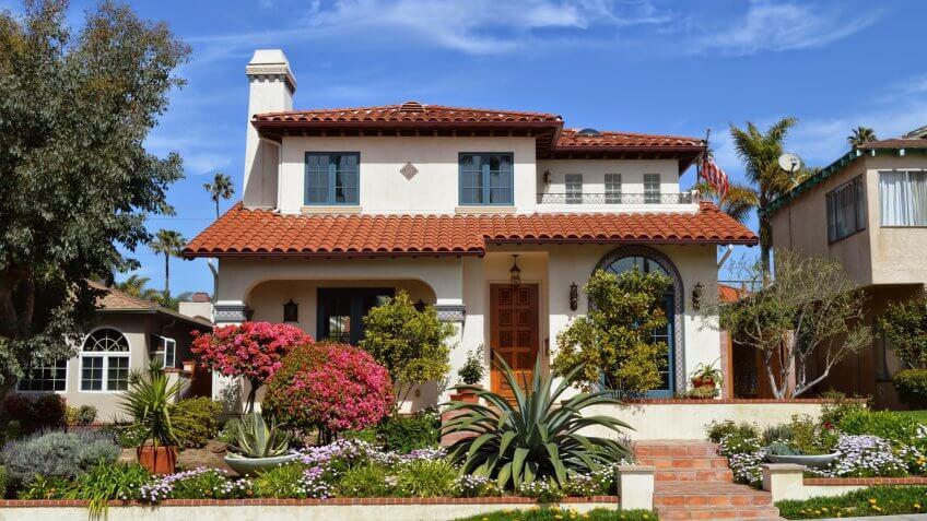 CALIFORNIA, homes, houses, neighborhoods, real estate