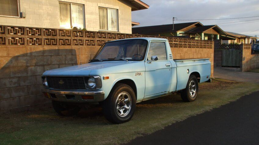 Chevrolet LUV light truck