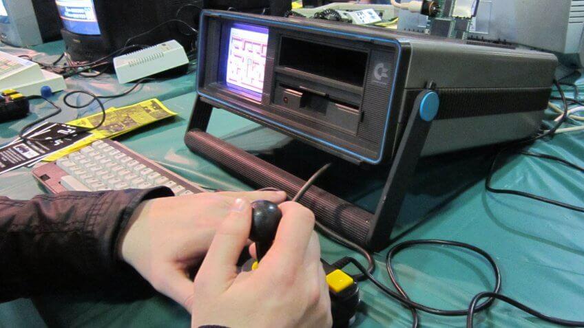 Commodore 64 Computer