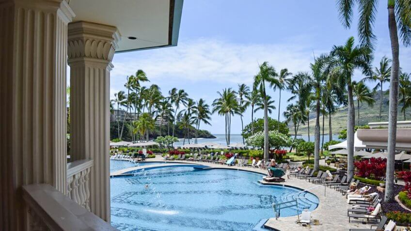 Courtyard Marriott Resort Kalapaki Beach