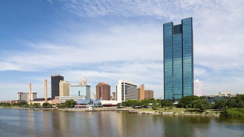 Downtown Toledo Ohio