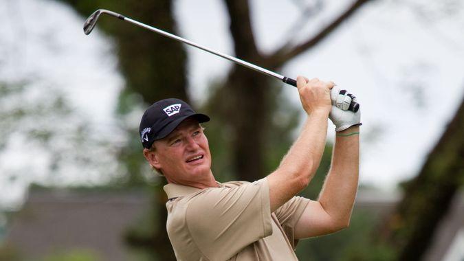 Ernie Els golfer