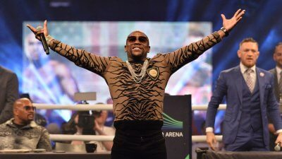 Floyd Mayweather Beats Kylie Jenner as World's Highest-Paid Celebrity