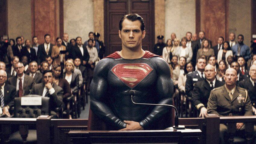 Henry Cavill Batman V Superman - Dawn Of Justice - 2016