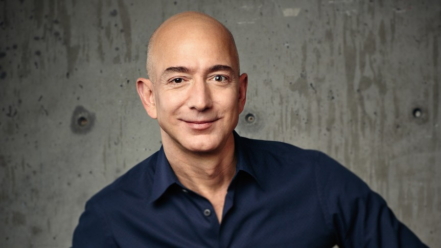 Jeff Bezos Amazon Founder and CEO