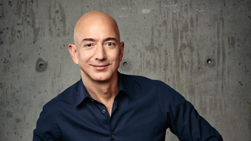 Jeff Bezos Amazon CEO Founder
