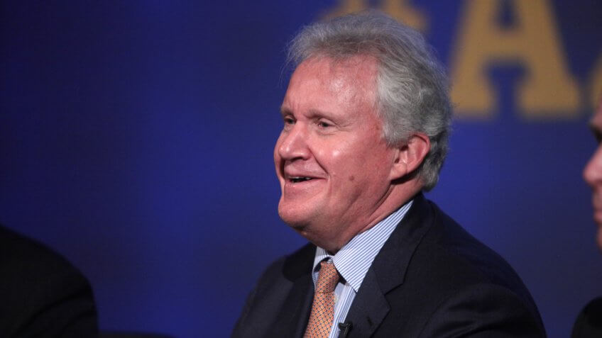 Jeff Immelt ex-General Electric CEO