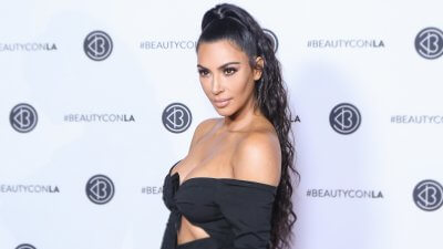 Kim Kardashian's Newest Perfume Line Makes $5M in 5 Minutes