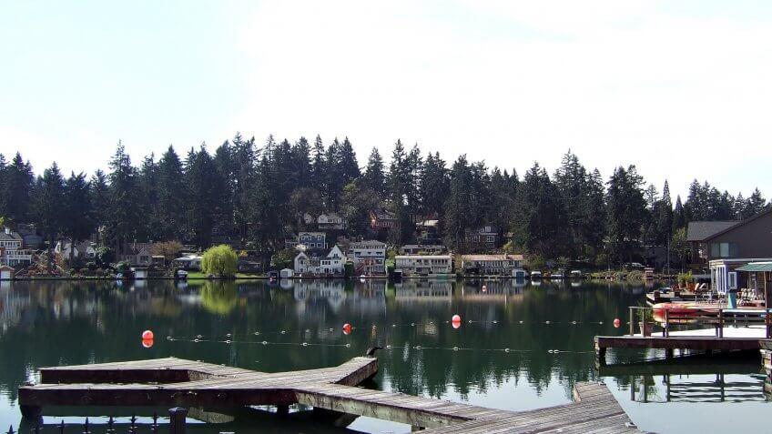 Lake Oswego Oregon