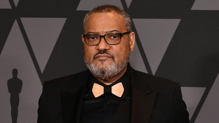 Photo by Rob Latour/Variety/REX/Shutterstock (9218894ok)Laurence Fishburne9th Annual AMPAS Governors Awards, Arrivals, Los Angeles, USA - 11 Nov 2017.