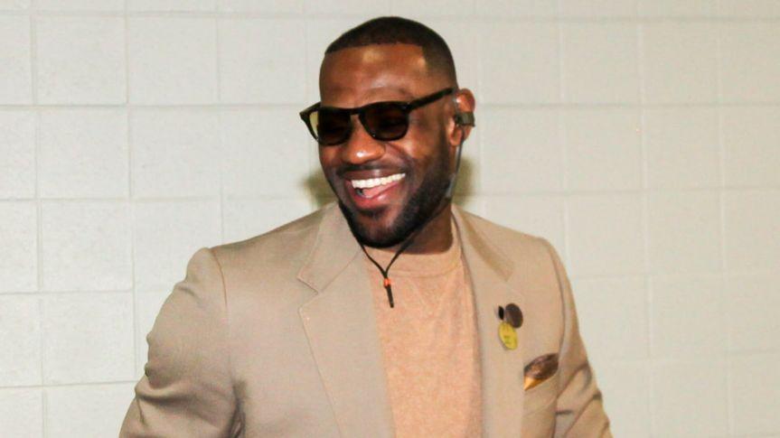 LeBron James NBA Playoff game Atlanta Hawks Vs Cleveland Cavalier on May 2nd, 2016 at the Philips Arena in Atlanta, Georgia - USA.