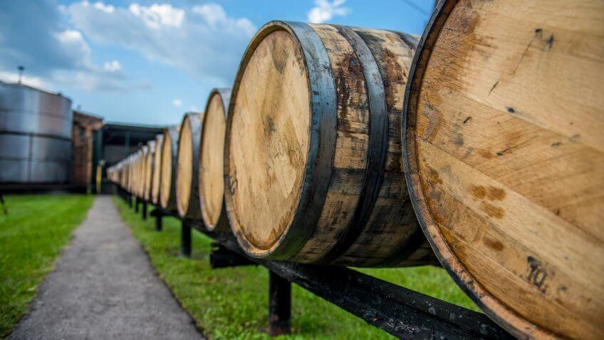 Bourbon Trail, Kentucky, LEXINGTON
