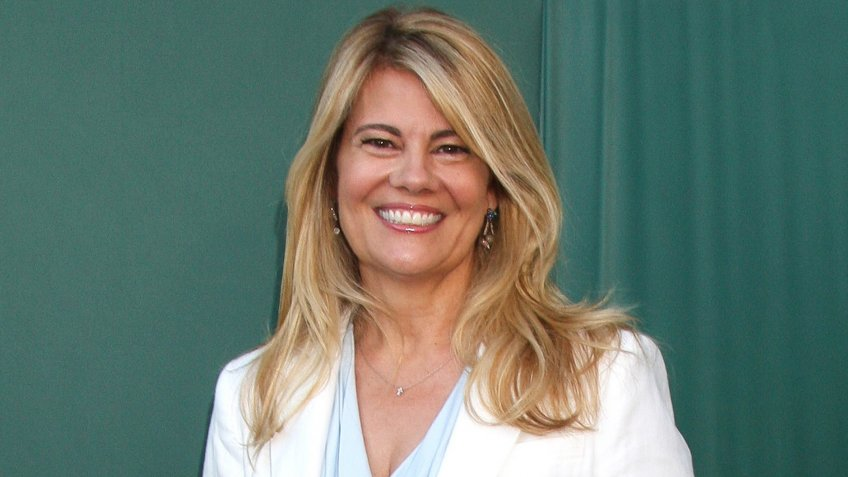 LOS ANGELES - JUL 8: Lisa Whelchel at the Crown Media Networks July 2014 TCA Party at the Private Estate on July 8, 2014 in Beverly Hills, CA.
