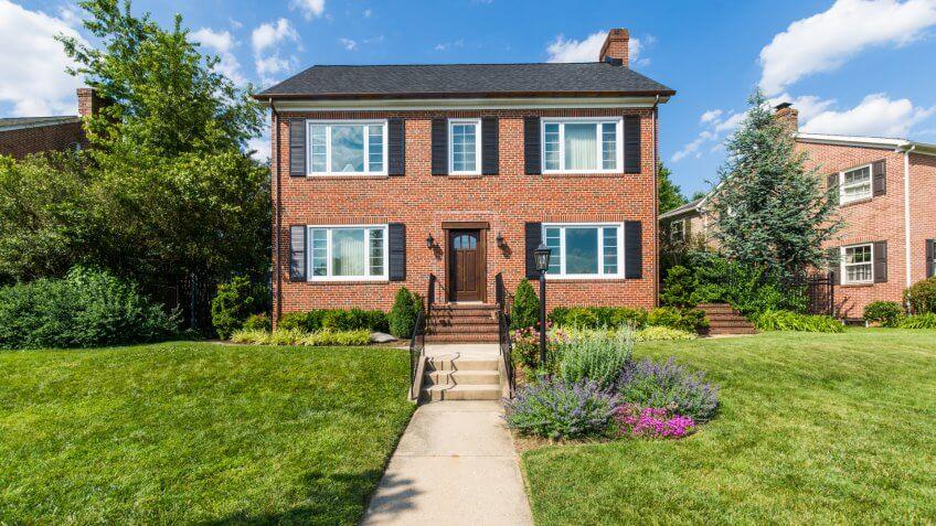 Maryland, homes, houses, neighborhoods, real estate