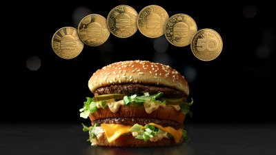 Why McDonald's Just Rolled Out Its Own Currency