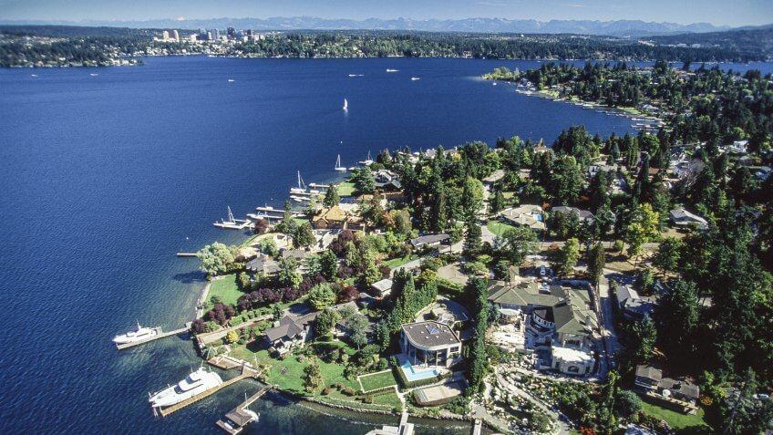 Mercer Island Washington