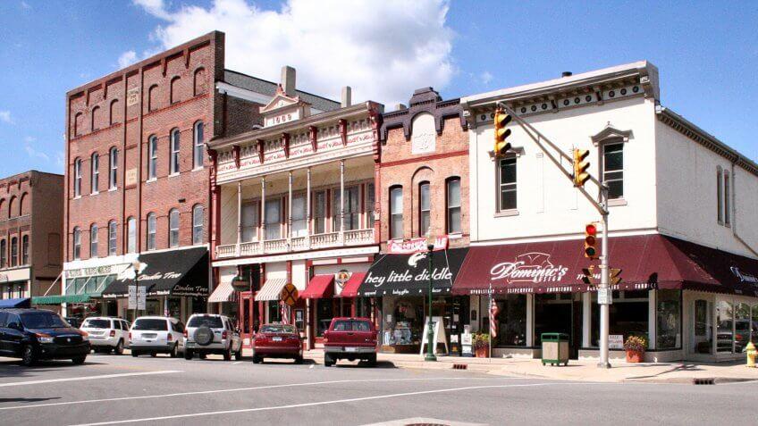 Noblesville Indiana