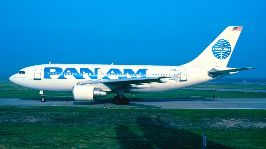 PanAm Airlines