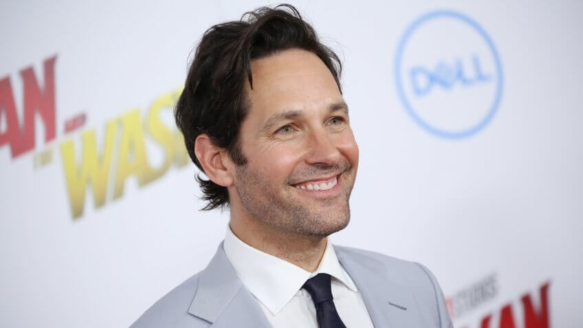 Photo by Matt Baron/REX/Shutterstock (9727397fx)Paul Rudd'Ant-Man and The Wasp' film premiere, Arrivals, Los Angeles - 25 Jun 2018.
