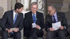 The Highest- and Lowest-Paying Positions in Congress