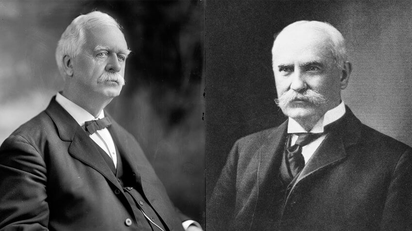 Sereno E. Payne and Nelson W. Aldrich