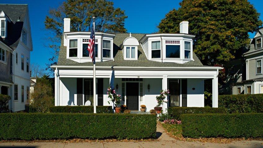 Rhode Island, homes, houses, neighborhoods, real estate