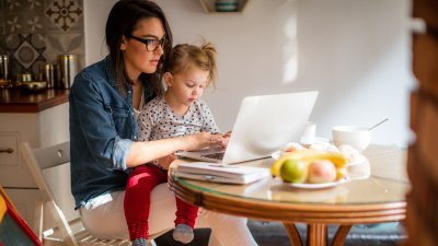 The Unfair Reason Employers Are Less Likely to Hire Moms