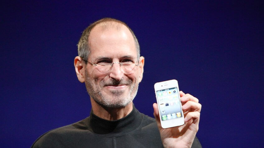 Steve Jobs ex-Apple CEO