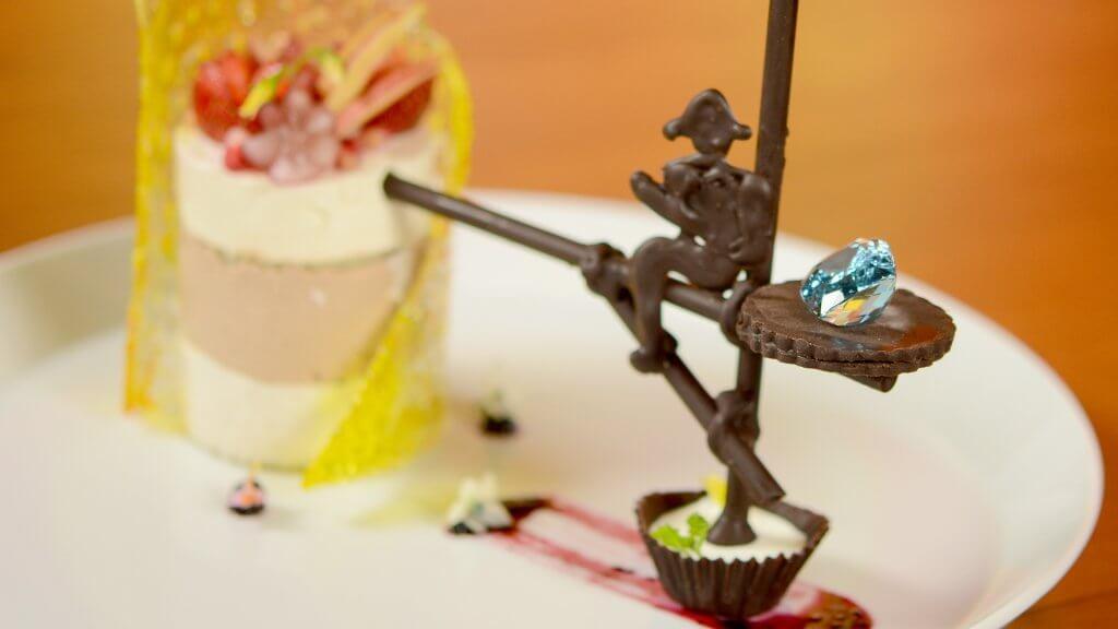 This $14,500 Dessert Comes With an 80-Carat Souvenir
